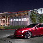 Tesla diefstal beveiliging model s, model x, model 3