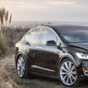 Tesla Model X Klasse Startonderbreker