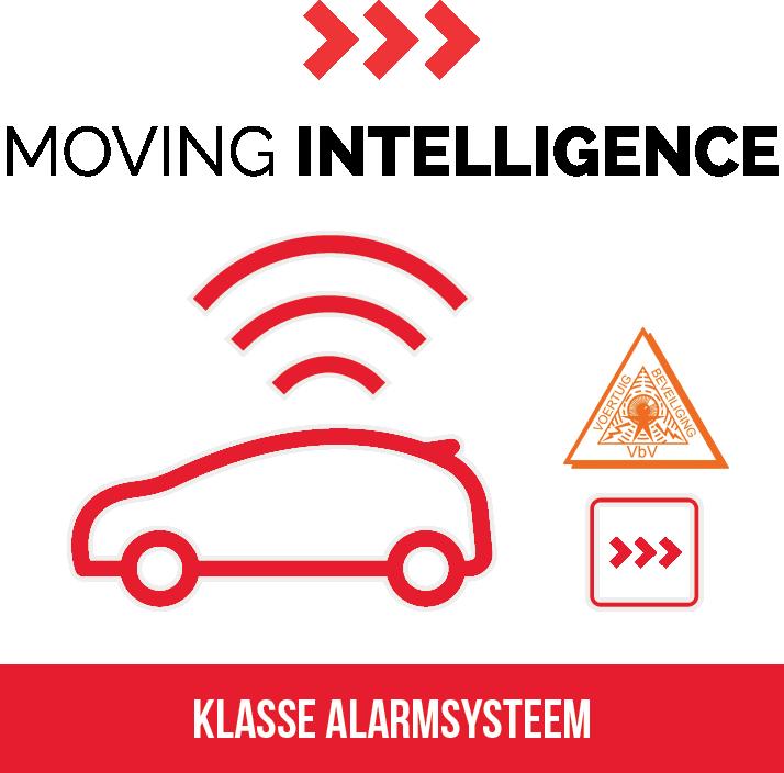 SCM Klasse Alarmsysteem (Auto alarm klasse 2)