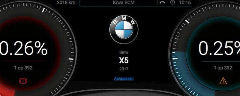 Autodiefstal controleren Kiwa SCM